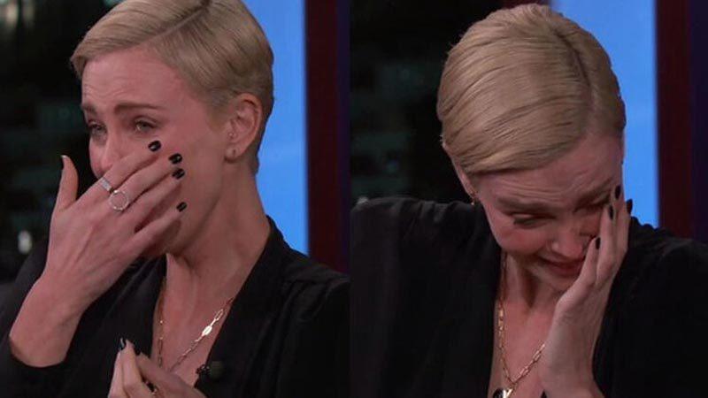 Charlize Theron gözyaşlarıyla anlattı: Öpüştük, güzeldi ama burnunu gösterince şoke oldum
