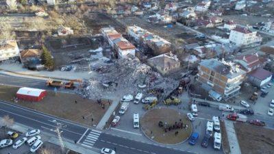 Deprem sonrası Elazığ ve Malatya için dünyadan bağsağlığı mesajları