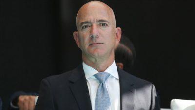 Bezos'un telefonuyla ilgili flaş iddia