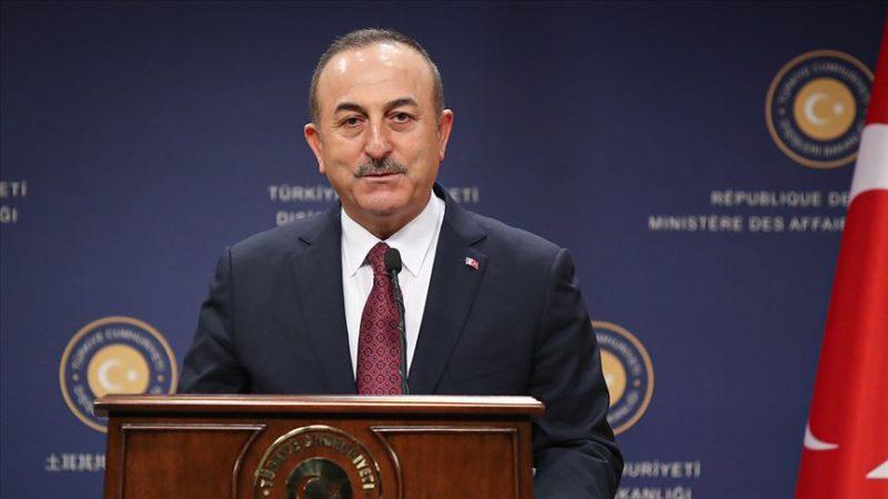 Çavuşoğlu'ndan Rus heyeti ile görüşmeye ilişkin açıklama