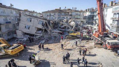 AFAD'dan son dakika deprem açıklaması