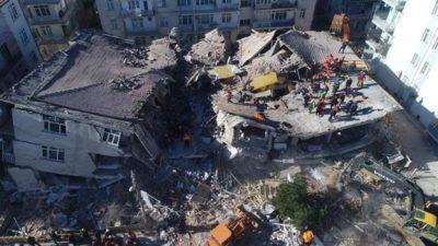 Kahreden açıklama! Depremin bilançosu ağırlaşıyor…