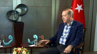 Erdoğan: Yeni bir düzensiz göç dalgasını…