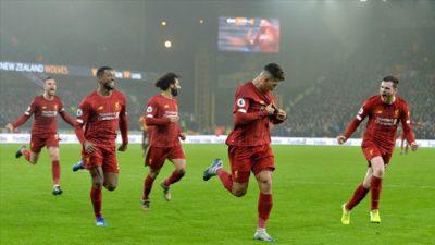 Liverpool yenilmezlik serisini 40 maça çıkardı
