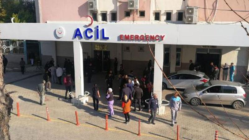 Hastanede patlama: 1'i ağır 5 yaralı