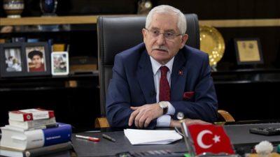 YSK Başkanı: Oy zarfları kaldırılmalı