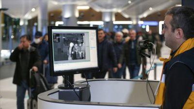 İstanbul Havalimanı'nda ölümcül virüs önlemi