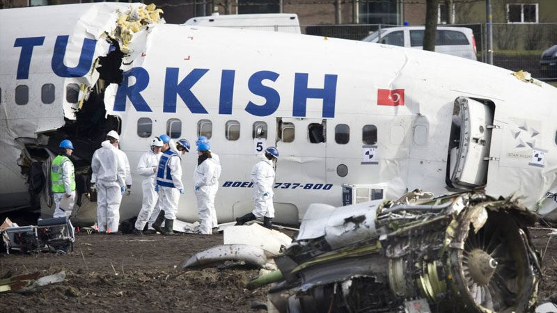 NYT: THY uçak kazasında Boeing'in hatası örtbas edilmiş