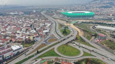 Bursa Büyükşehir Belediye Başkanı Alinur AKtaş: Acemler Kavşağı ihaleye çıkıyor