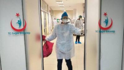 Aksaray'da koronavirüs paniği!