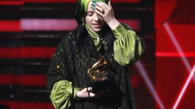 62. Grammy Ödülleri'ne ambargo koydu… 5 dalda…