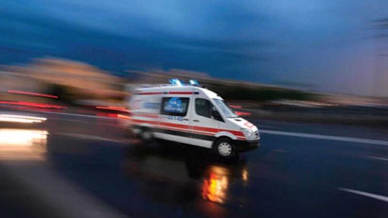 Bursa'da korkunç kaza: Motosiklet sürücüsü hayatını kaybetti