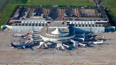 Antalya Havalimanı ihalesi iptal