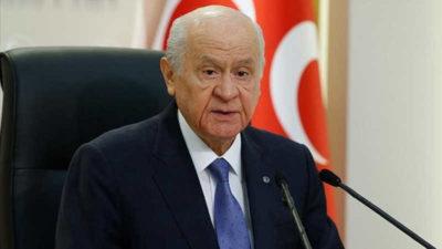 MHP lideri Bahçeli: Türklüğe saldırmak nasıl bir gözü dönmüşlüktür?