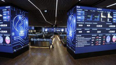 Borsa İstanbul'dan tüm zamanların en yüksek kapanışı