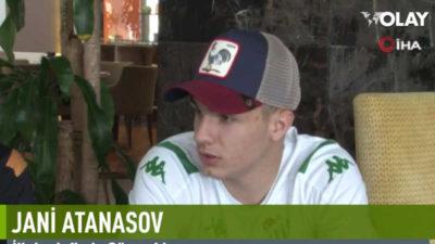 Atanasov; Bizi kimse yok edemez