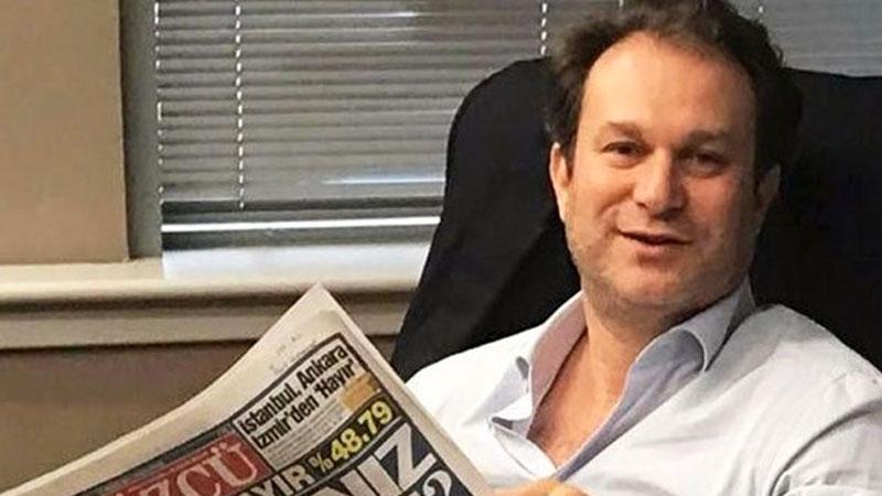 Sözcü gazetesi sahibi Burak Akbay için flaş karar