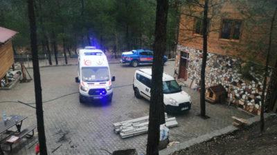 Bursa'da soba zehirlenmesi: 1 ölü