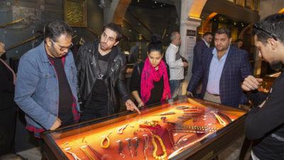 Bursa'üzelere 1 milyon ziyaretçi