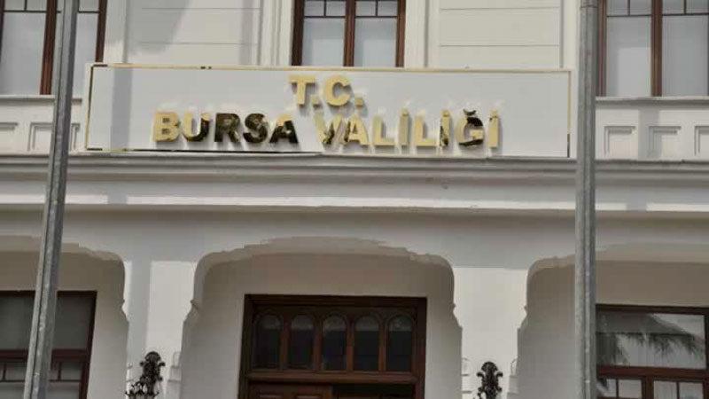 Bursa Valiliği'nden açıklama: 1 Mart'a kadar ertelendi…