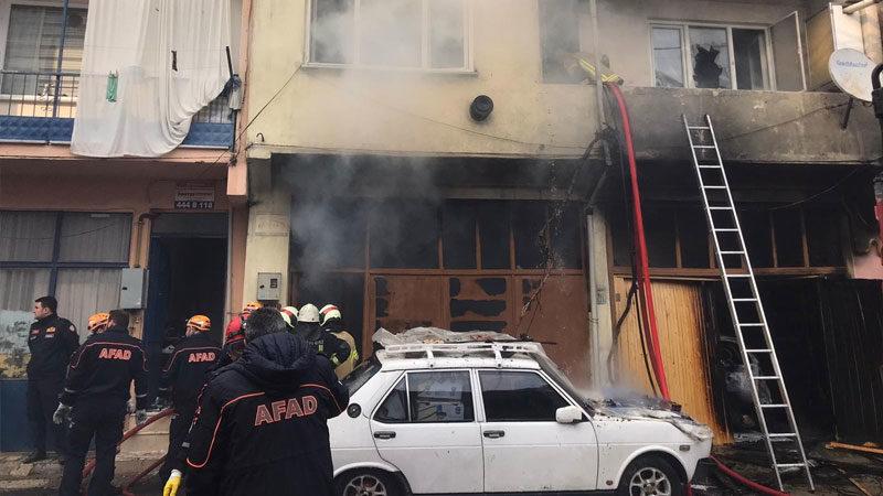 Bursa'da yaşlı adamın feci sonu
