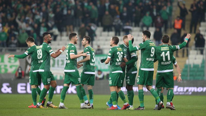 Bursaspor şokta… Lig sonuncusuna yenildi…