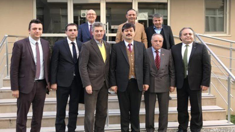 Genel Müdür Erkan'dan ÇEK'e övgü
