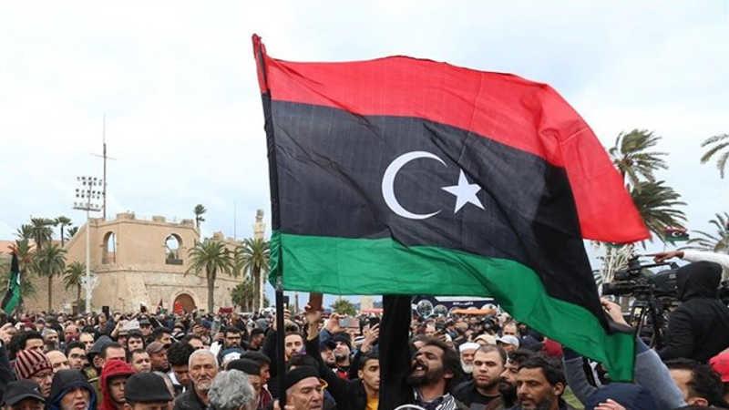 Komşu ülkelerden Cezayir'de toplantı