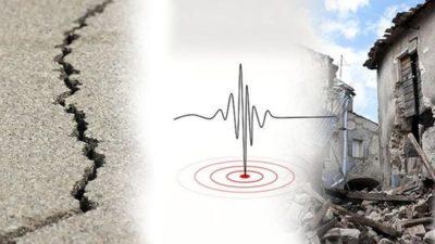 AFAD verilerine göre Türkiye'de meydana gelen büyük depremler