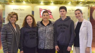 Emine Örnek'ten Finlandiya'ya ve Lüxemburg'a genç diplomatlar