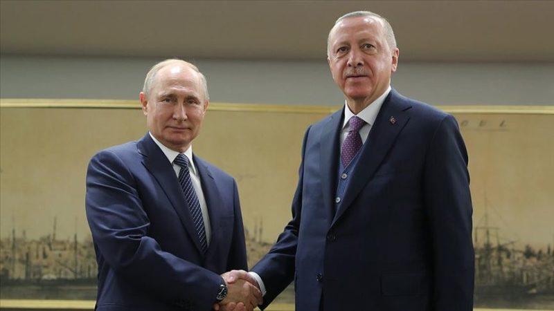 Erdoğan-Putin görüşmesi: Gündem Suriye ve Karabağ