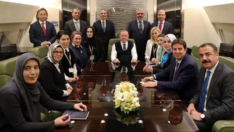 Erdoğan: Kudüs İsrail'e verilemez
