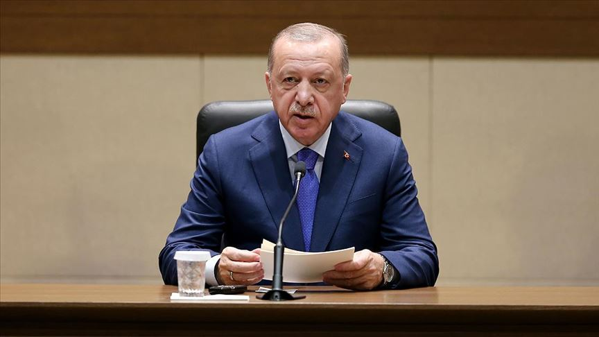 Erdoğan: Yunanistan ciddi rahatsızlık içinde