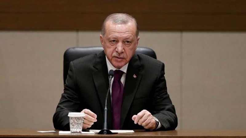 Cumhurbaşkanı Erdoğan'dan koronavirüs açıklaması