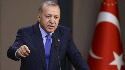 Cumhurbaşkanı Erdoğan'dan Elazığ depremi açıklaması