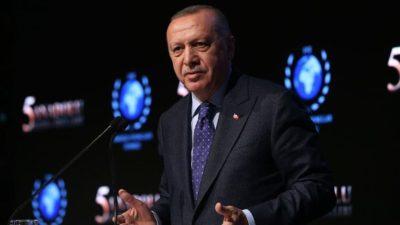 Cumhurbaşkanı Erdoğan: Bu bir işgal projesidir