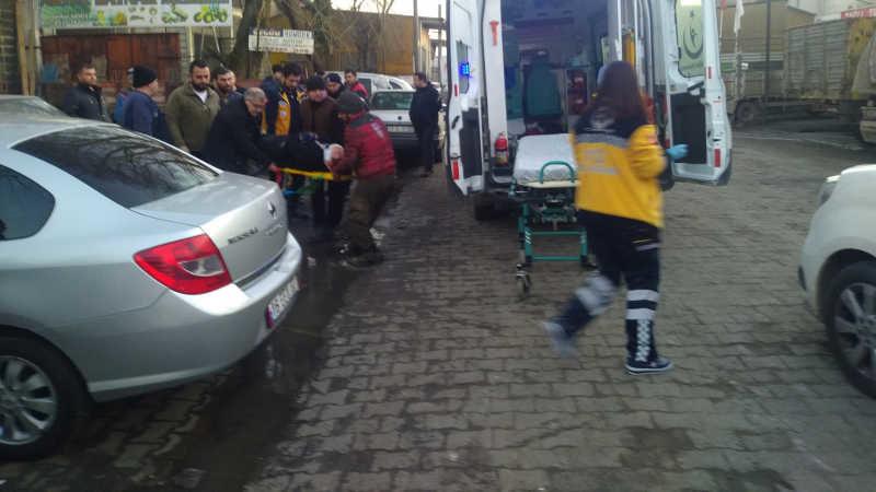 Bursa'da esnaf kavgasında kan aktı