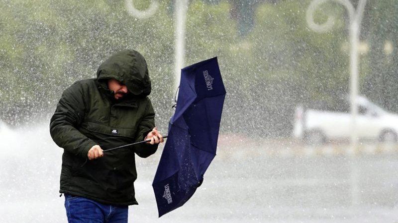 Bursa'ya şiddetli uyarı! Kuvvetli şekilde geliyor…