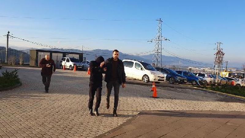 Bursa'da kız yurdunda panik!
