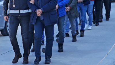 Adana merkezli 5 ilde FETÖ soruşturması: 22 gözaltı kararı