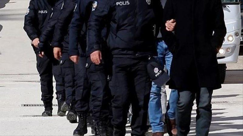 Konya merkezli 20 ilde FETÖ operasyonu