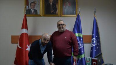 Milli güreşçi artık Bursa'da…