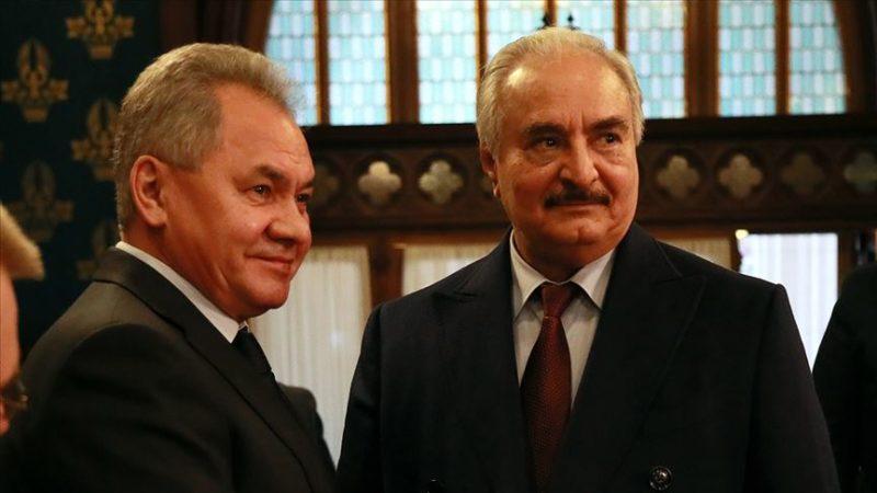 Rusya'dan flaş açıklama: Hafter'in 2 güne ihtiyacı var