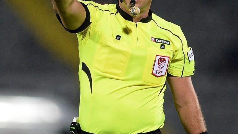 Tepki işe yaradı… Timsah'ın maçına Süper Lig hakemi…