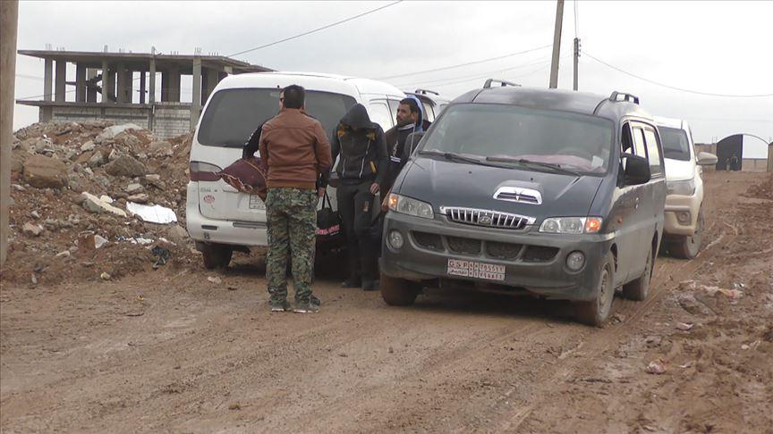 YPG/PKK Suriye'de 40 DEAŞ'lıyı daha serbest bıraktı