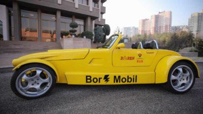Hidrojen yakıtlı otomobil