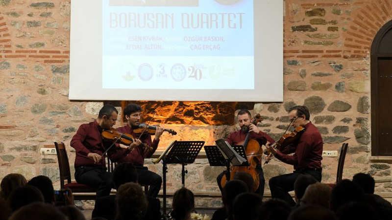 Osmangazi'de Oda Müziği Coşkusu Başlıyor