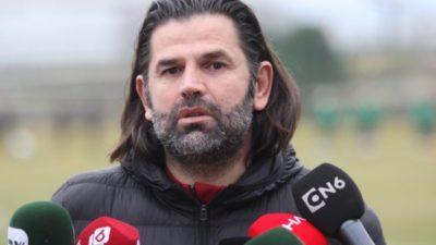 İbrahim Üzülmez'den Erzurumspor maçı yorumu; ÖNEMLİ AMA FİNAL DEĞİL…