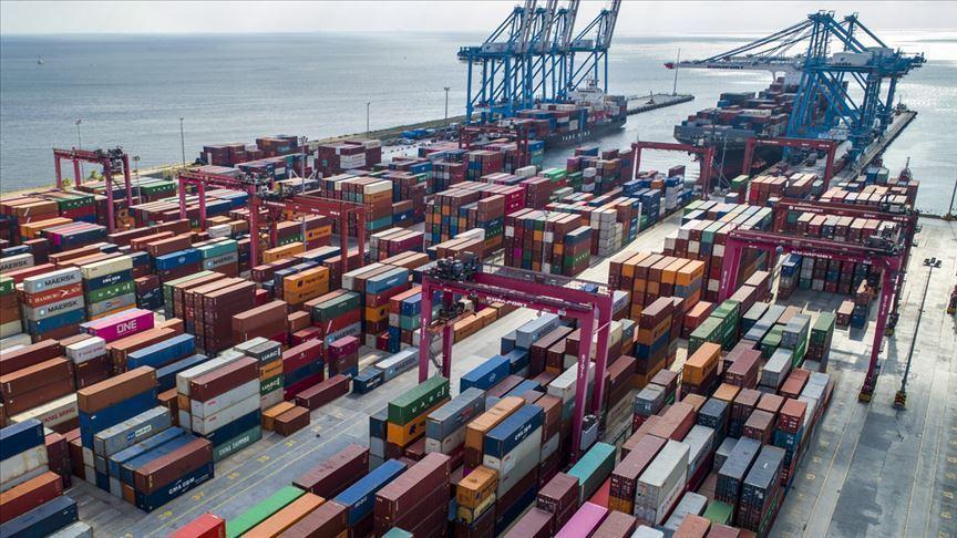 UİB şubatta 2,6 milyar dolarlık ihracat yaptı