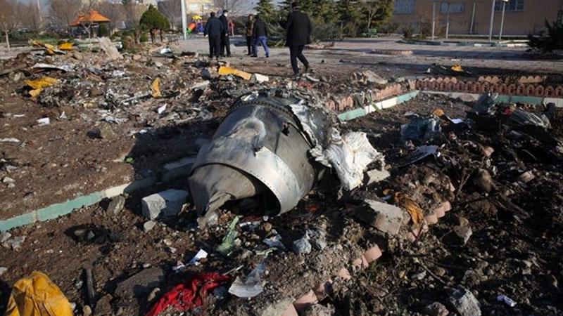 Ukrayna uçağıyla ilgili İran'da gözaltılar